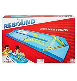 Mattel Rebound Shoot Bank Score