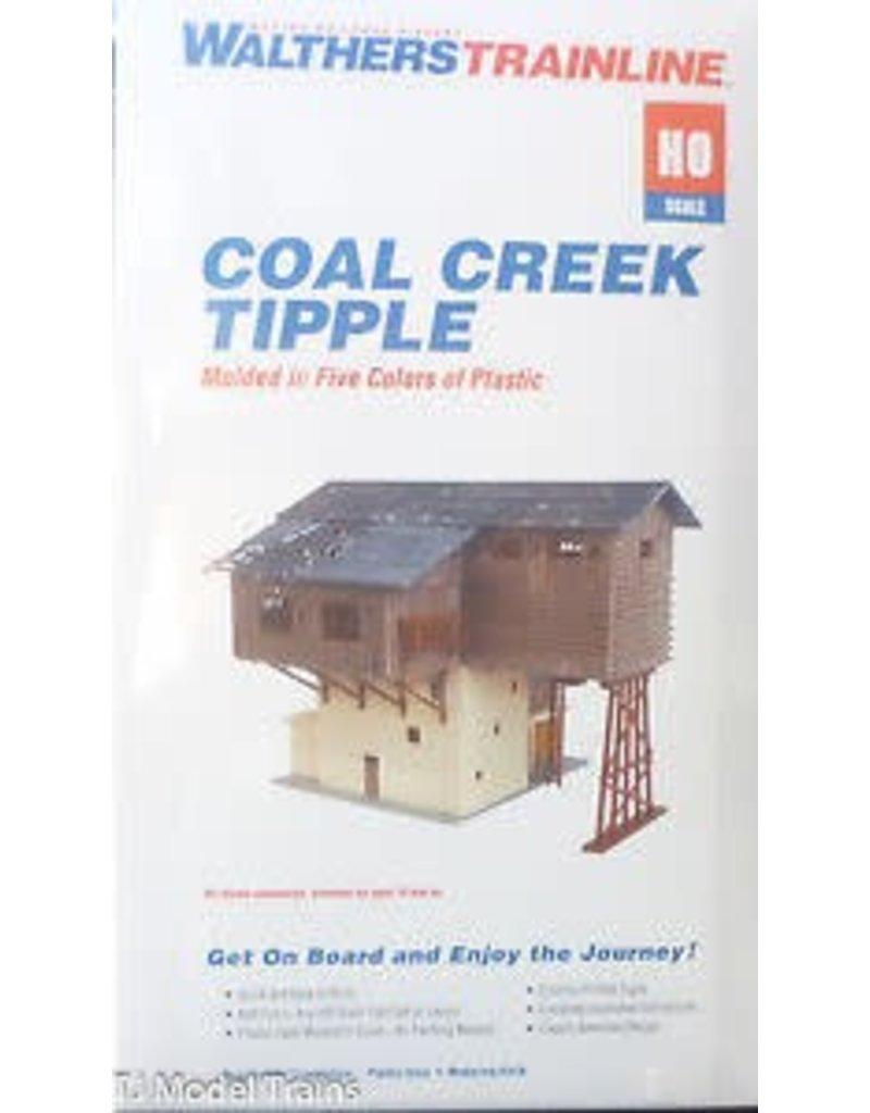 Walthers Coal Creek Tipple