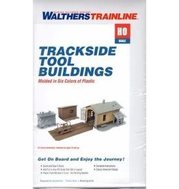 Walthers Trackside Tool Buildings