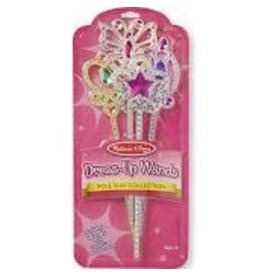 Melissa & Doug Dress Up Wands Role Play Collection