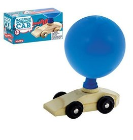 Schylling Toys Balloon Powered Car