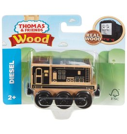 Fisher-Price Thomas Wood Engine Diesel