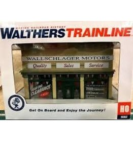 Walthers Hobby - Walthers Trainline Wallschlager Motors