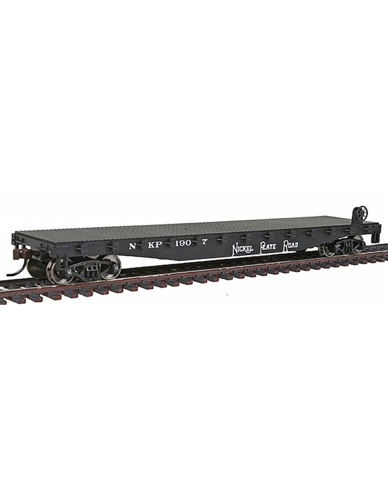 Walthers Walther's Trainline HO Nickel Plate Road Flatcar