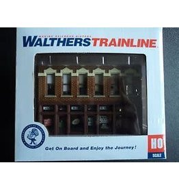 Walthers Hobby - HO Scale Gemini Building - Merlin Music