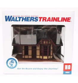 Walthers Hobby Building Walthers Trainline HO Scale - Victoria Springs Station