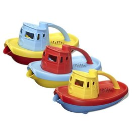 Green Toys Green Toys Tugboat - Assorted Colors