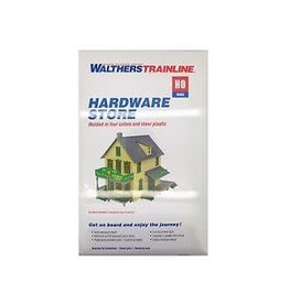 Walthers Hobby Building Walthers Trainline HO Scale - Hardware Store