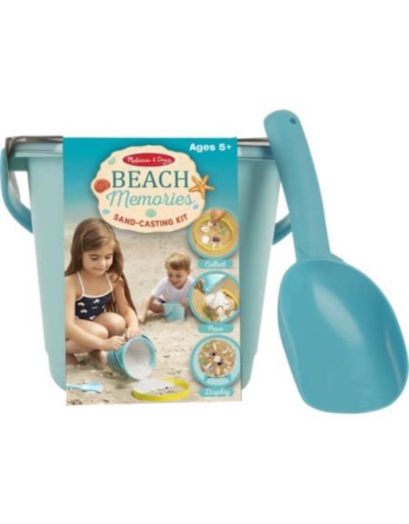 Melissa & Doug Beach Memories Sand - Casting Kit