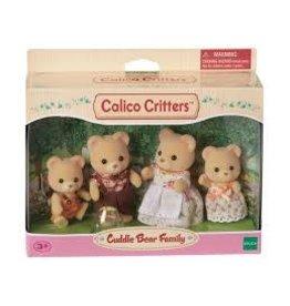 Epoch Cuddle Bear Family