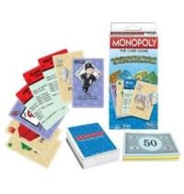 Hasbro Monopoly The Card Game