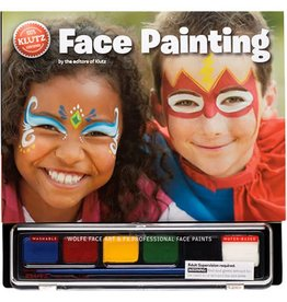Klutz Klutz Face Painting