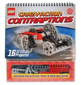 Klutz LEGO Crazy Action Contraptions