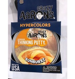 Crazy Aaron Putty Crazy Aaron's Thinking Putty - Hypercolor - Sunburst