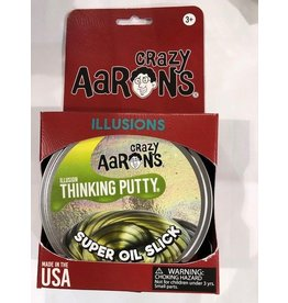 Crazy Aaron Putty Crazy Aaron's Thinking Putty - Illusion - Super Oil Slick