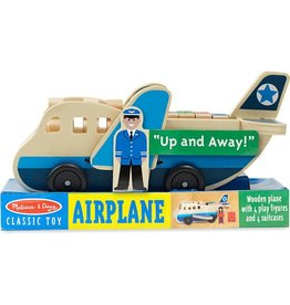 Melissa & Doug Wooden Airplane