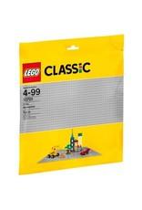 LEGO LEGO - Gray Baseplate