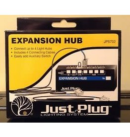 Walthers Hobby Woodland Scenics - Just Plug Lighting System - Expansion Hub