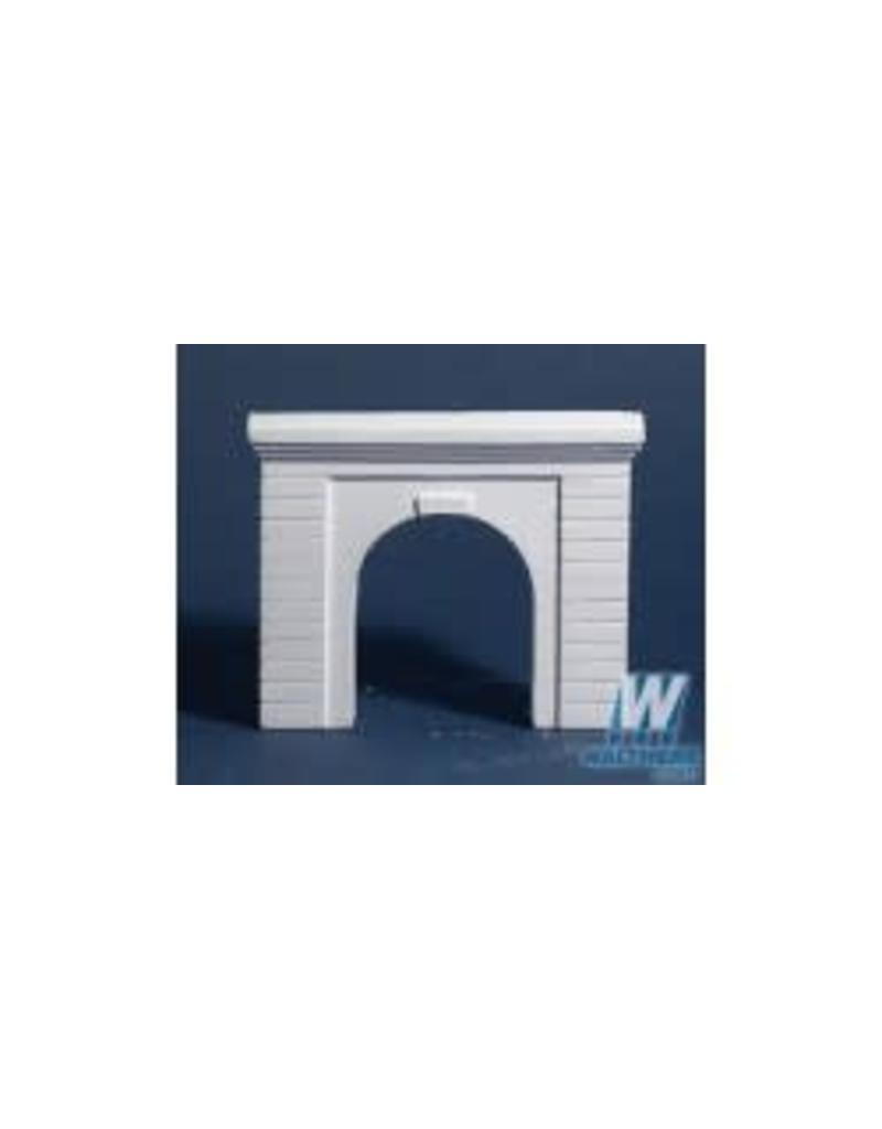 Walthers Hobby 210 Tunnel Portal N CutStone