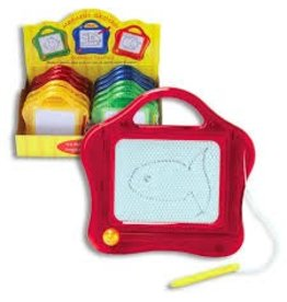Schylling Toys Novelty Magnetic Sketcher