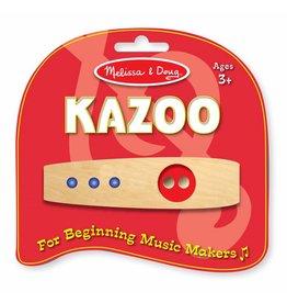 Melissa & Doug Musical Wooden Kazoo