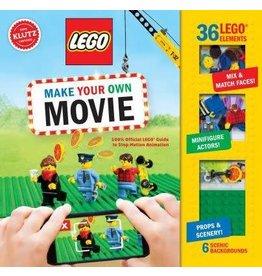 Klutz Klutz LEGO Make Your Own Movie