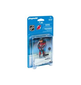 Playmobil Playmobil NHL - New Jersey Devils Player