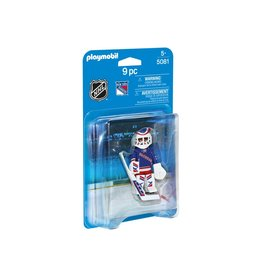 Playmobil Playmobil NHL - New York Rangers Goalie