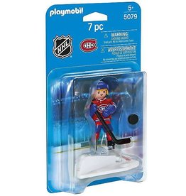 Playmobil Playmobil NHL - Montreal Canadiens Player