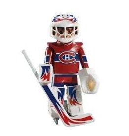 Playmobil Playmobil NHL - Montreal Canadiens Goalie