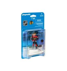 Playmobil Playmobil NHL - Chicago Blackhawks Player
