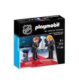 Playmobil Playmobil NHL - Stanley Cup Presentation