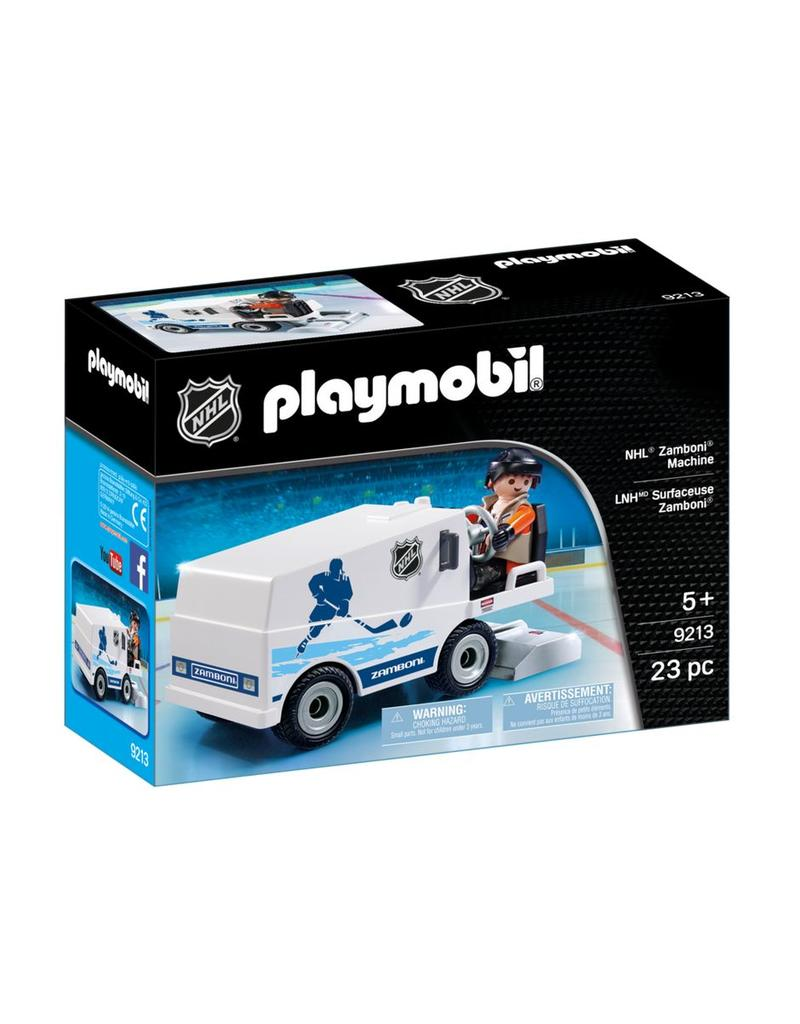 Playmobil Playmobil NHL - Zamboni Machine