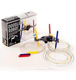 4M Science Kit 4M KidzRobotix Doodling Robot