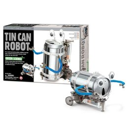 4M Science Kit 4M KidzRobotix Tin Can Robot