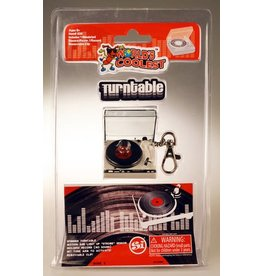 Super Impluse USA World's Coolest Turntable KEYCHAIN 530