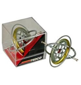 Tedco Toys Original TEDCO Gyroscope/Boxed