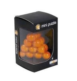 Fridolin Fridolin Mini Puzzle orange balls 17593