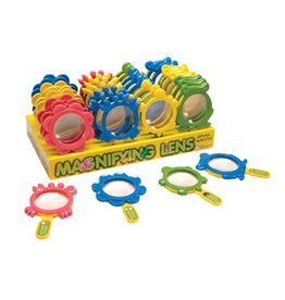 Schylling Toys Magnifying Lens - 4 Assorted
