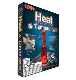 Science Wiz Science Wiz Activity Book - Heat & Temperature
