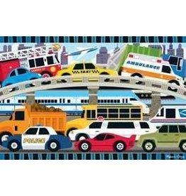 Melissa & Doug Puzzle - Traffic Jam - 24 Piece