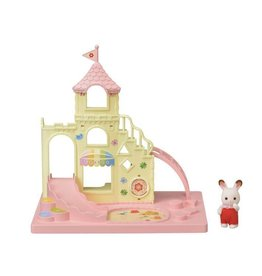 Epoch Calico Critters Baby Castle Playground