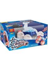 Mindscope Products Turbo Twisters Stunt LED RC Car - Blue (49 Mhz)