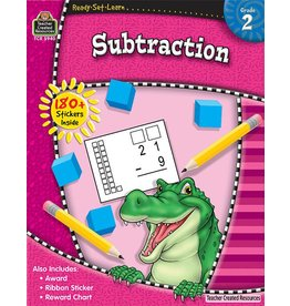 Teacher Created Resources Subtraction- Grade 2