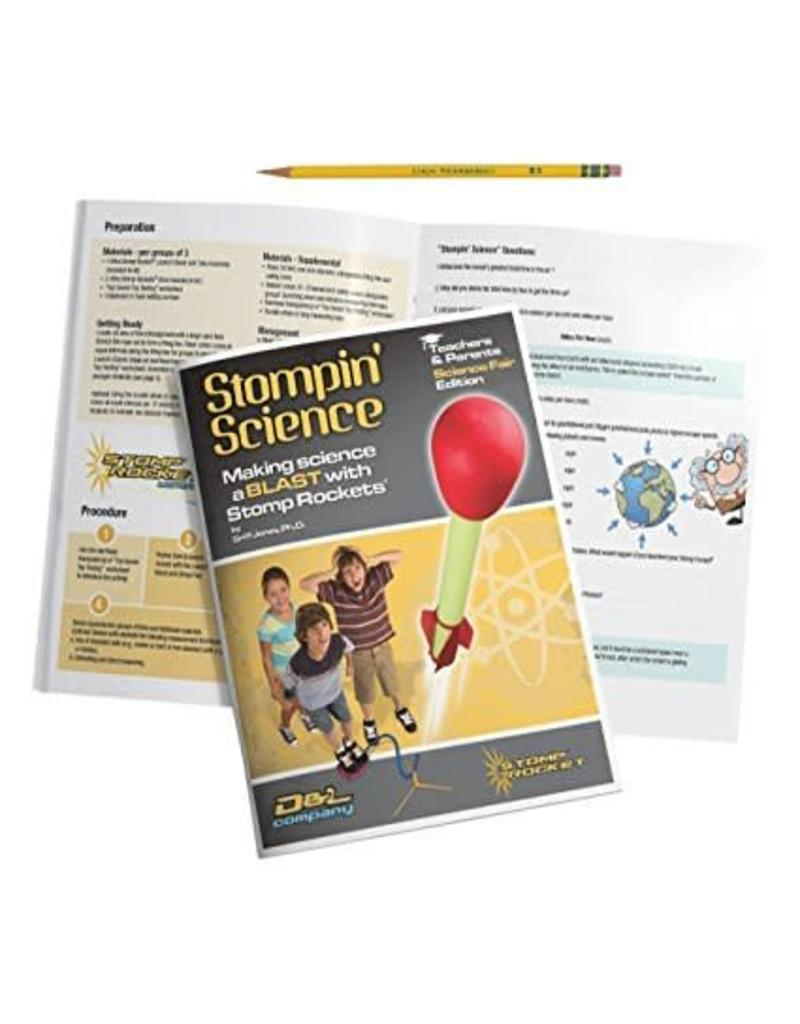 D&L Company LLC Book - Stompin' Science - Making Science a BLAST with Stomp Rockets