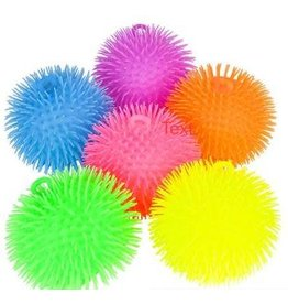 "Toysmith Puffer Ball - 9"" Large - Assorted Colors"