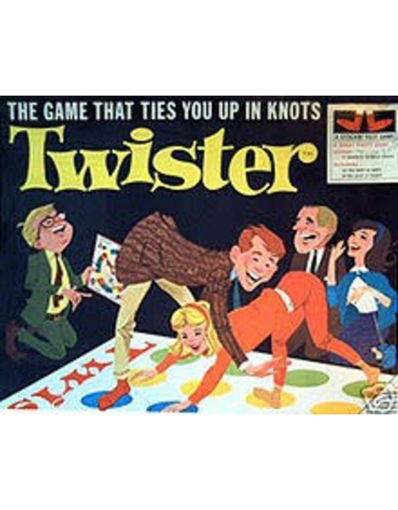 Winning Moves Twister Classic Edition