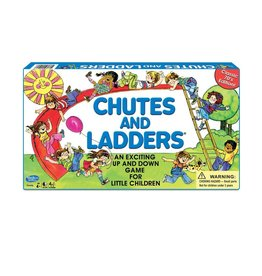 Winning Moves Game Chutes and Ladders Classic Edition