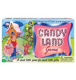 Winning Moves Game - Candyland Game: 65th Anniversary Edition
