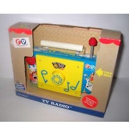 Schylling Toys Tv Radio